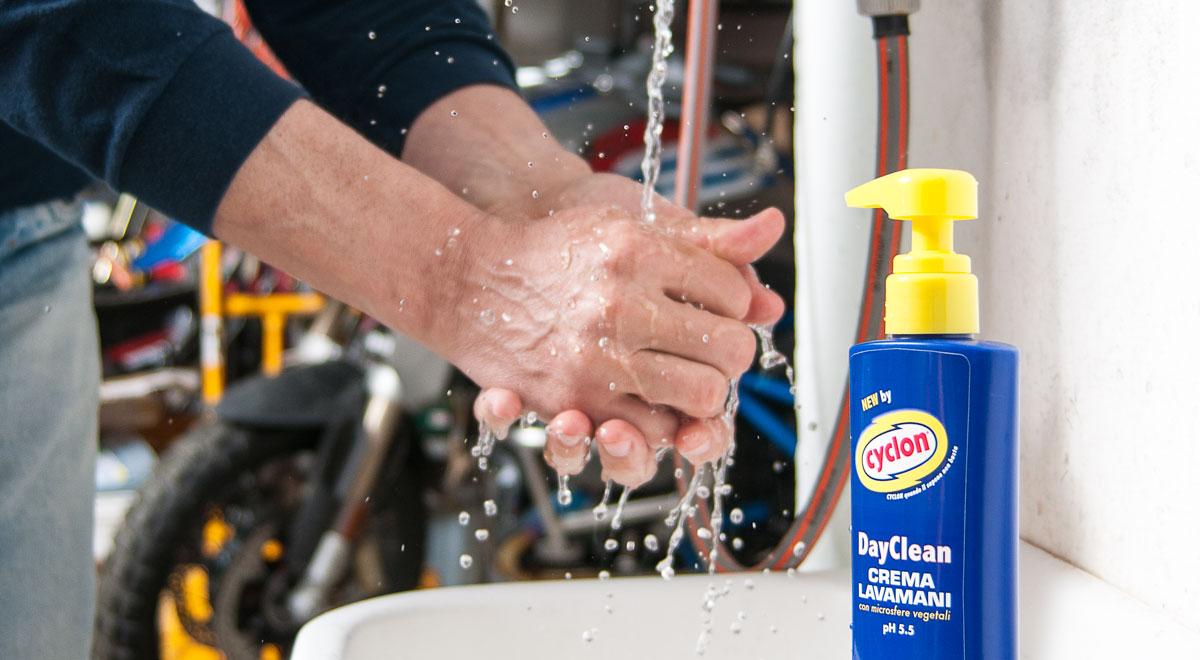 Pasta lavamani | Mani pulite dopo ogni lavoro