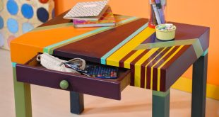 come verniciare un tavolo di legno