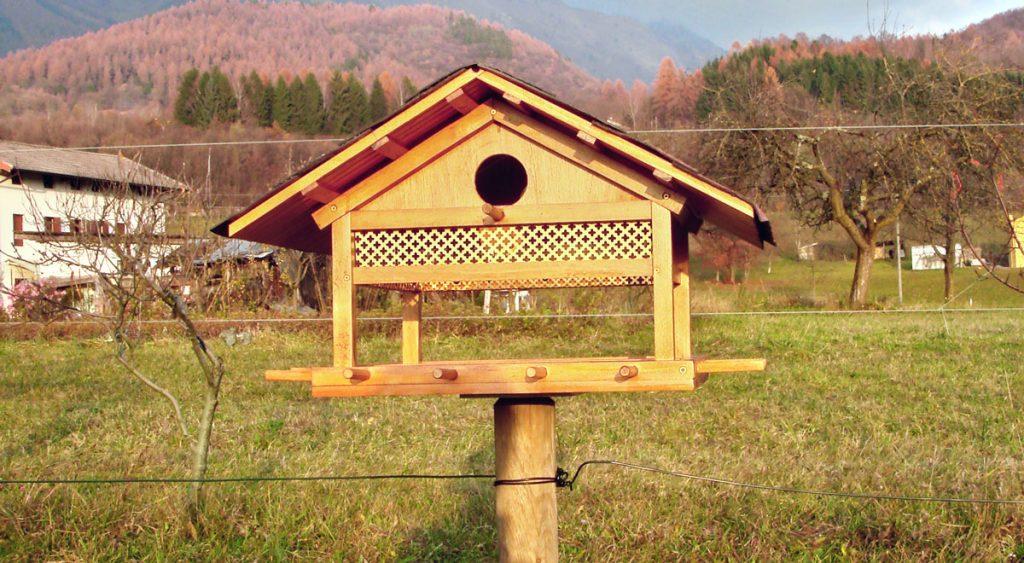 ... Fai Da Te · Mangiatoia Per Uccelli