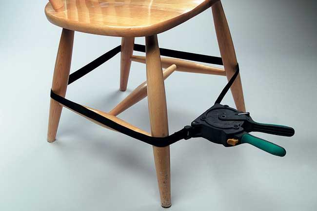 Morsetti e strettoi come si utilizzano per serrare legno for Giunzioni legno wolfcraft