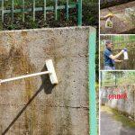 Come risanare muro umido da alghe, muffe, licheni e depositi di smog