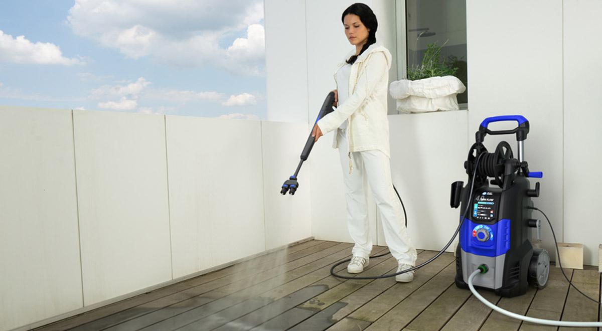 Idropulitrici Blue Clean Annovi Reverberi | Come pulire in metà tempo