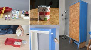 Cambiare colore ai mobili   Come farlo in modo facile e veloce