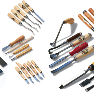 Scalpelli e sgorbie a mano | Gli utensili per scolpire il legno