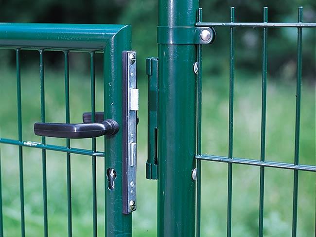 cancelletto recinzione metallica