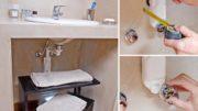 sifone spazio bagno