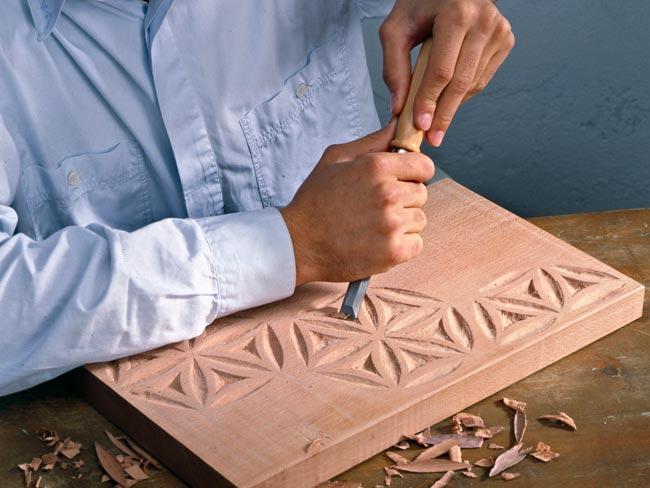 intaglio legno