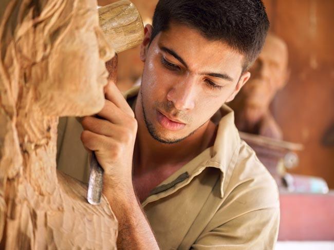 intagliare il legno