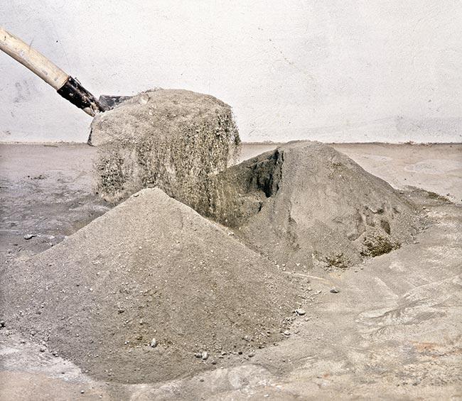 miscela sabbia per malta di comento