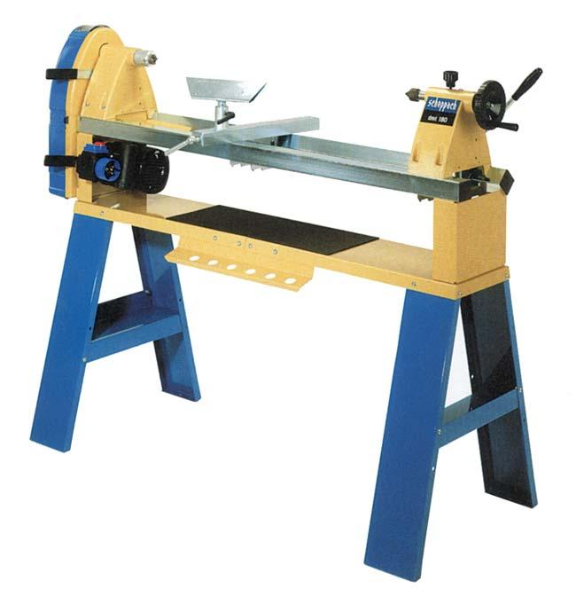 Tornio per legno e accessori approfondimento tecnico for Copiatore per tornio legno autocostruito