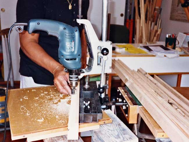 Armadio ripostiglio in legno | Costruzione fai da te ...