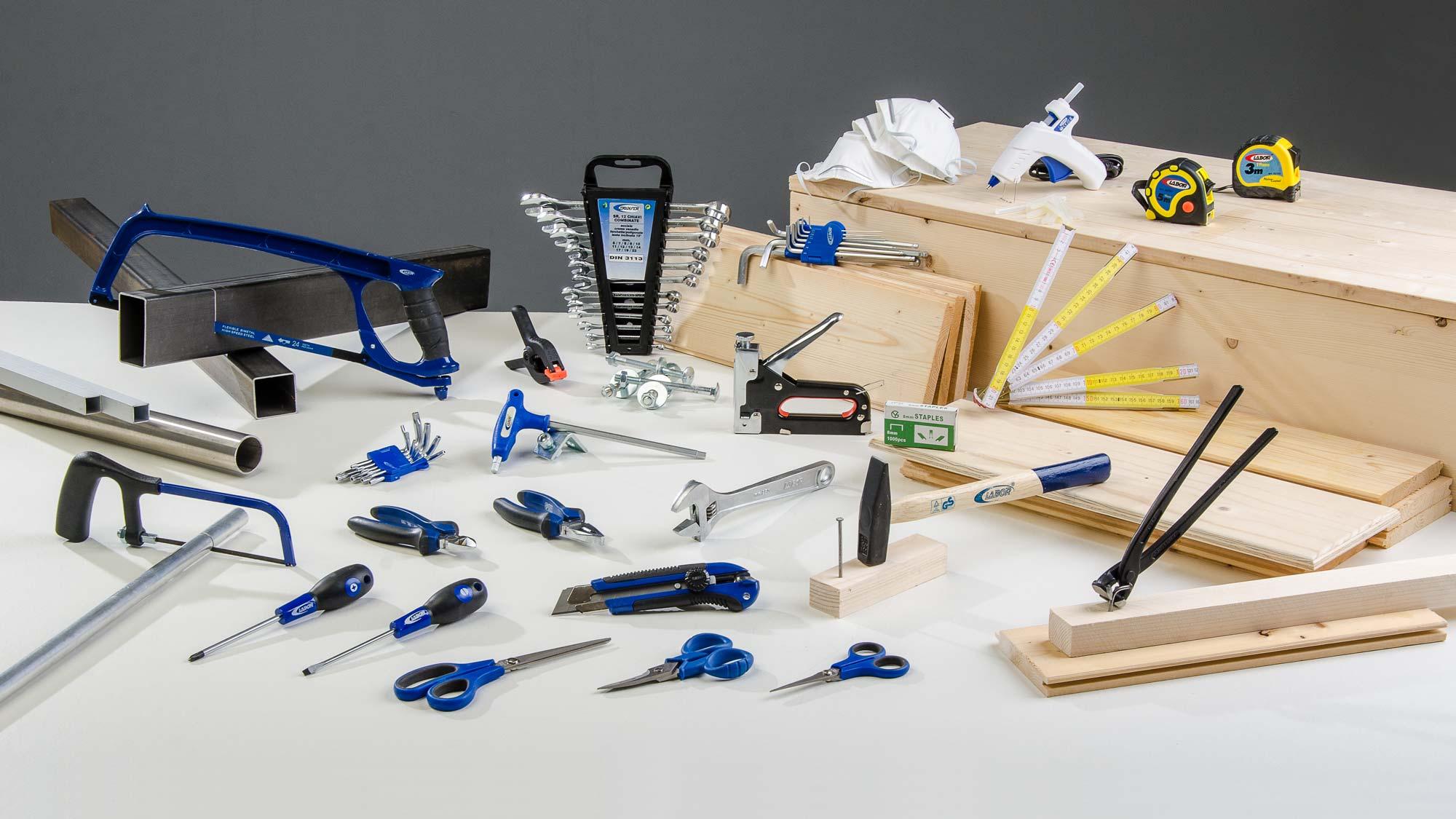 Utensili Labor | Robusti ed ergonomici