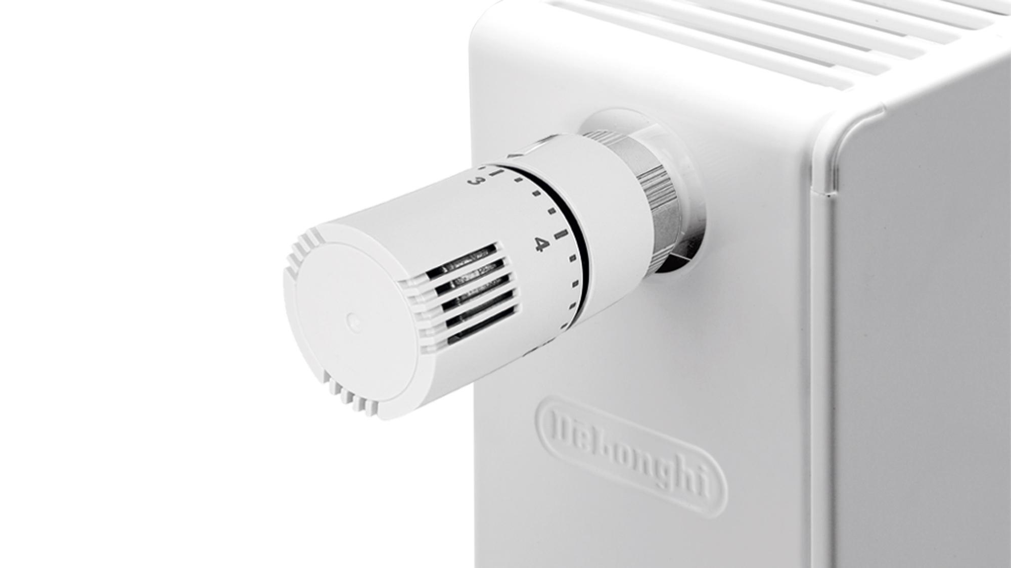 Testa termostatica | Design classico De'Longhi