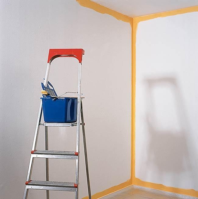 Dipingere Casa Attrezzatura E Tecniche Di Tinteggiatura Pitturare Casa