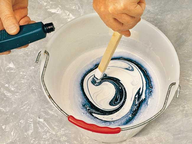 pigmenti coloranti pitture