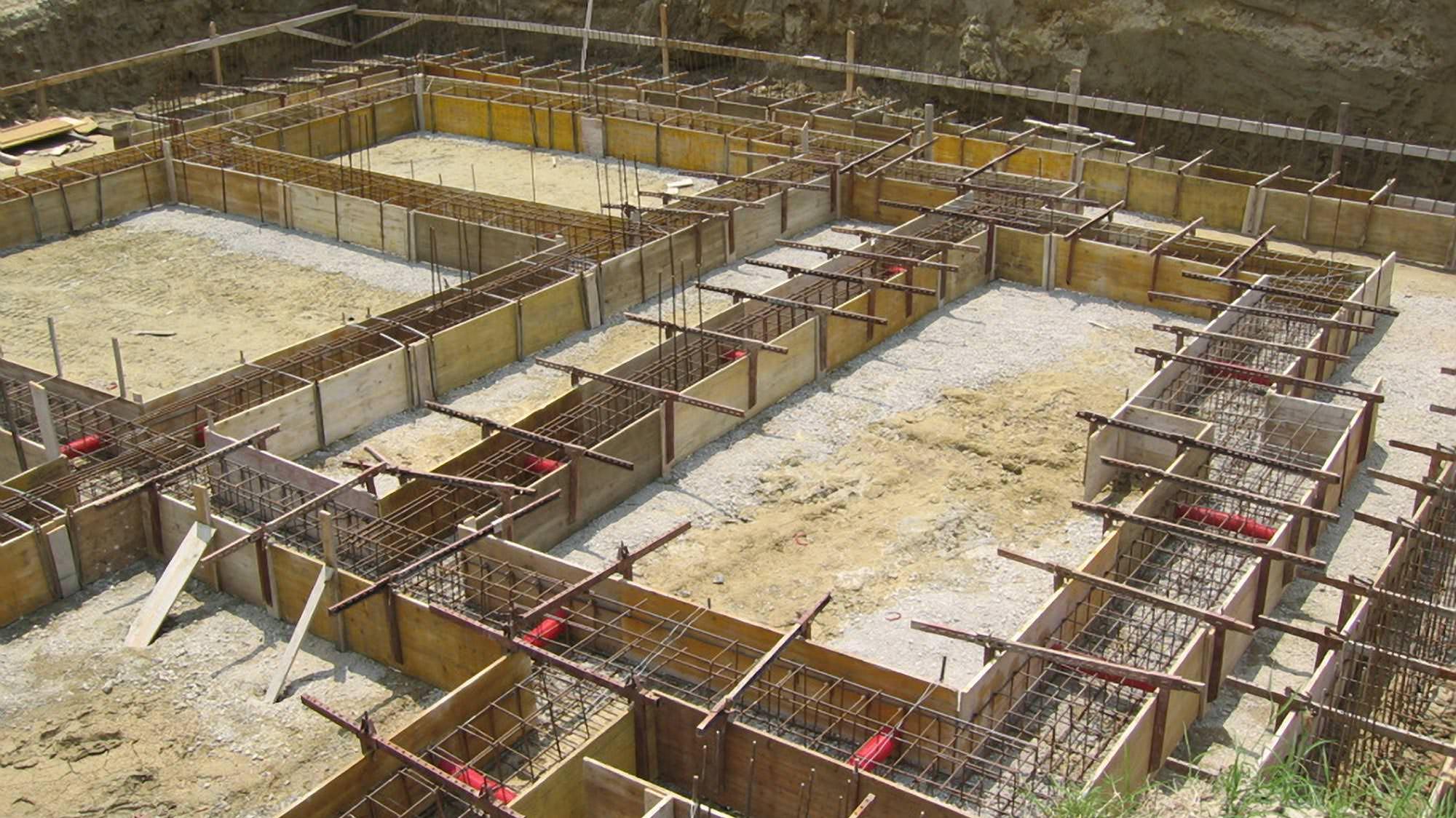 Gettare le fondazioni di un edificio | Panoramica generale