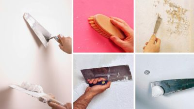 dipingere pareti