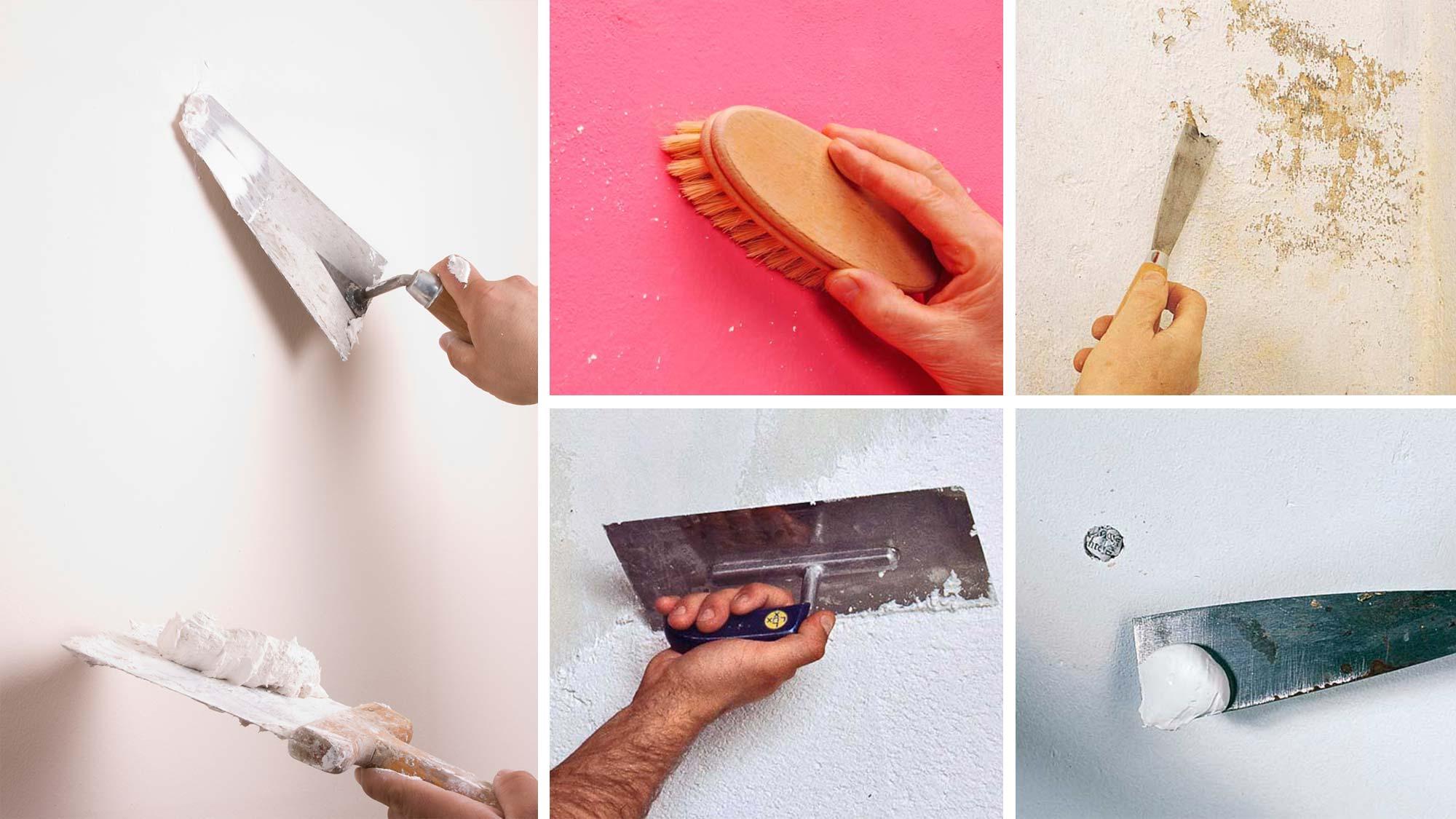 Dipingere pareti di casa | Come preparare il muro