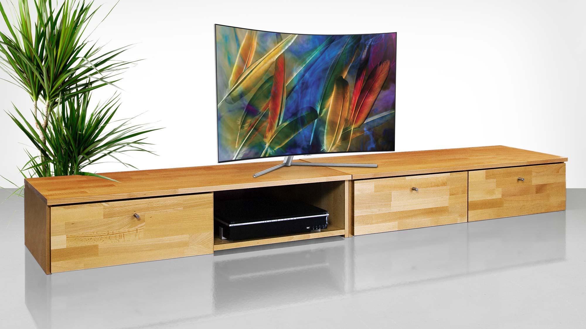 Mobiletto tv fai da te | Realizzazione illustrata