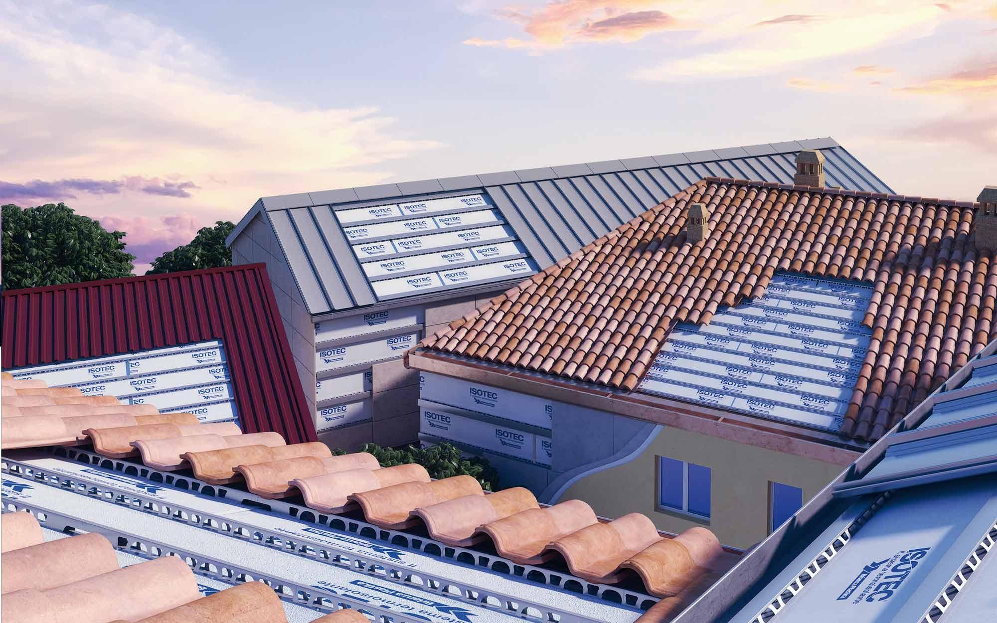 Come Realizzare Un Tetto Economico tetto ventilato - bricoportale: fai da te e bricolage
