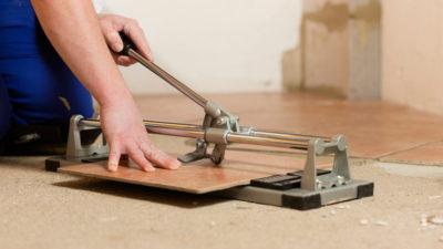 tagliare piastrelle