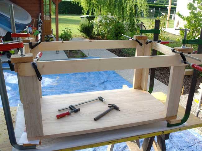 tavolino in legno fai da te