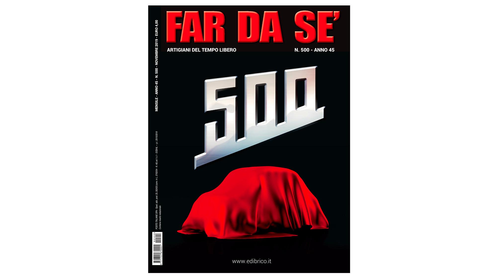 Cinquecento!