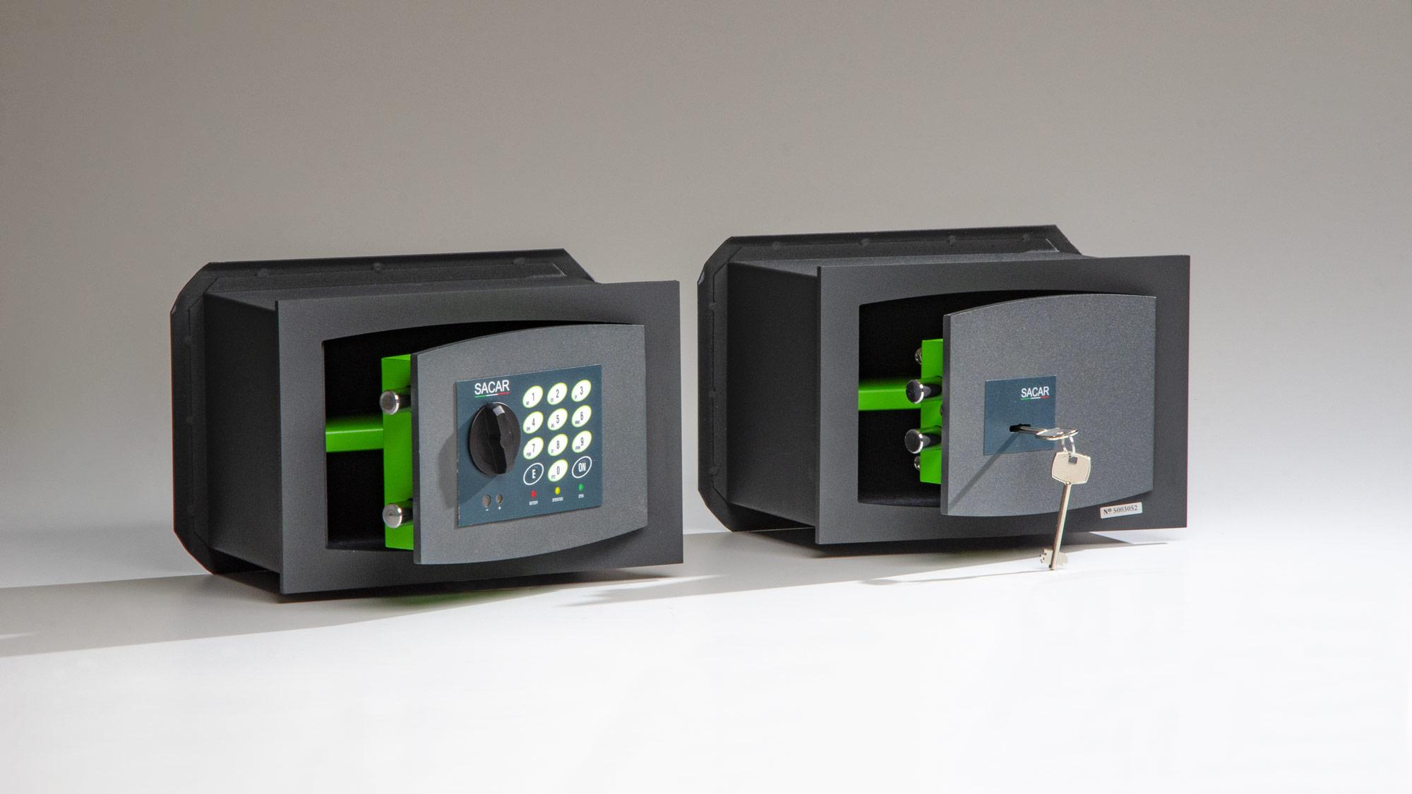 Casseforti digitali e con chiave | Come sceglierle e come installarle