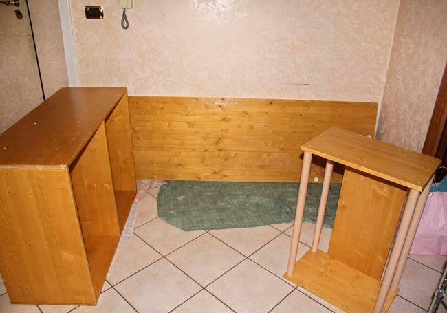moduli in legno