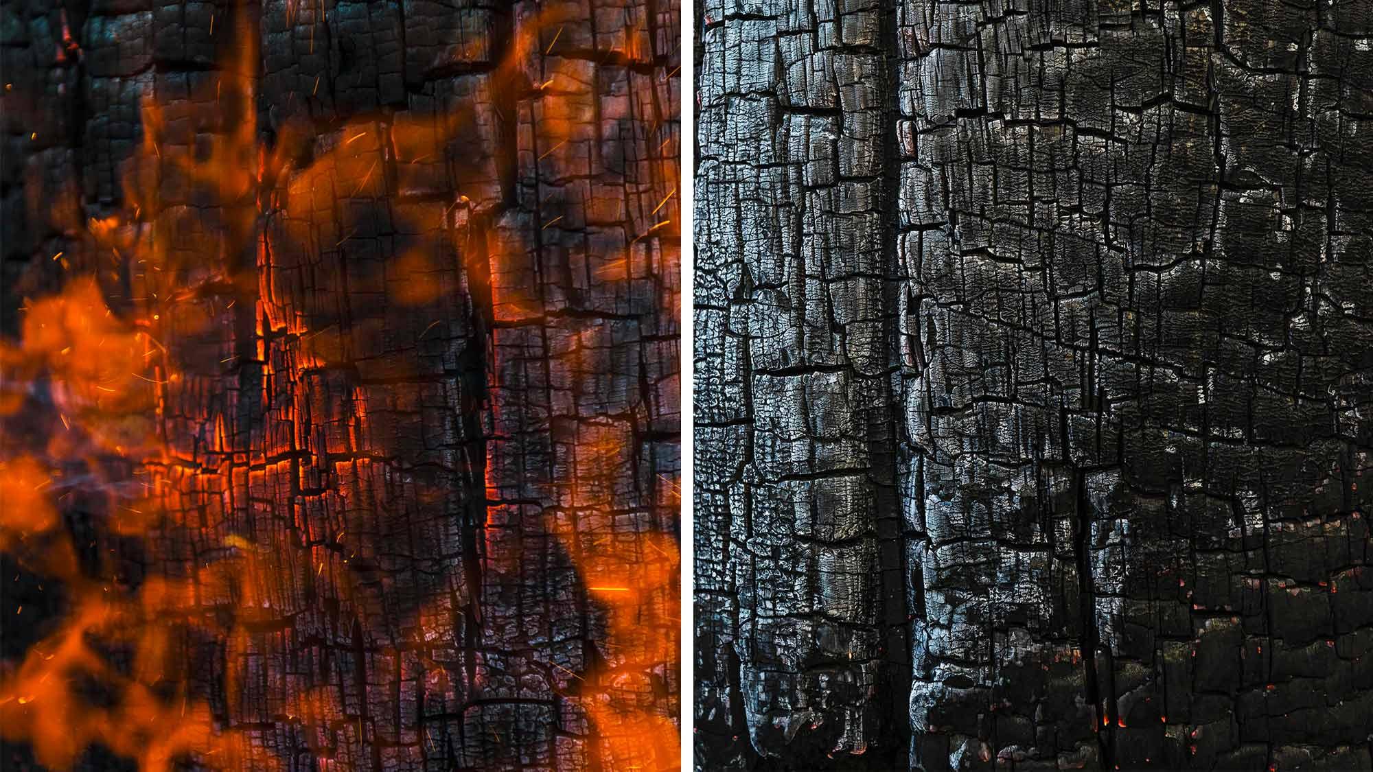 Shou Sugi Ban | La tecnica giapponese per conservare il legno con il fuoco