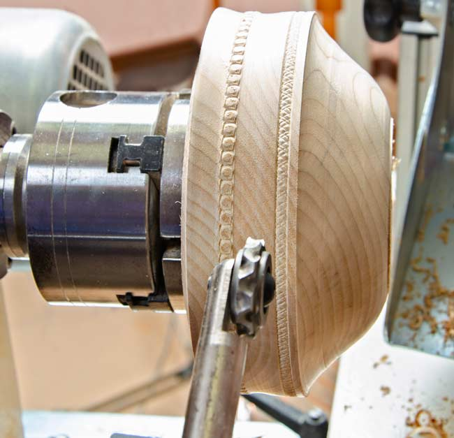 godrone per legno