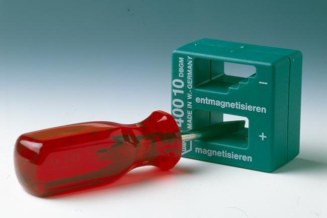 utensile punta magnetizzata
