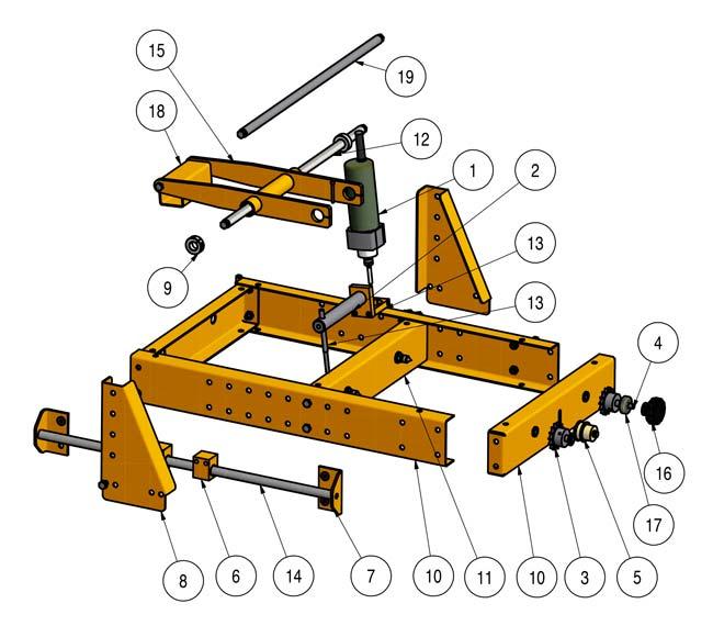 costruire un pantografo