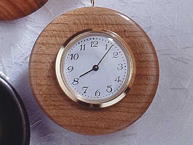 orologio in legno fai da te
