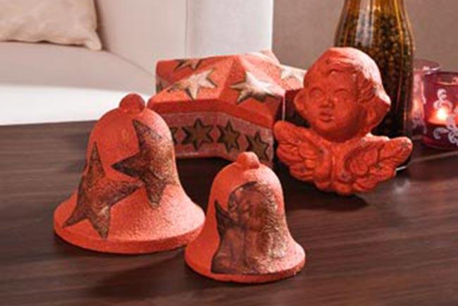 oggetti decorativi polistirolo