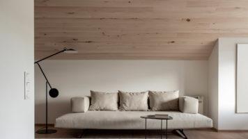 parquet soffitto