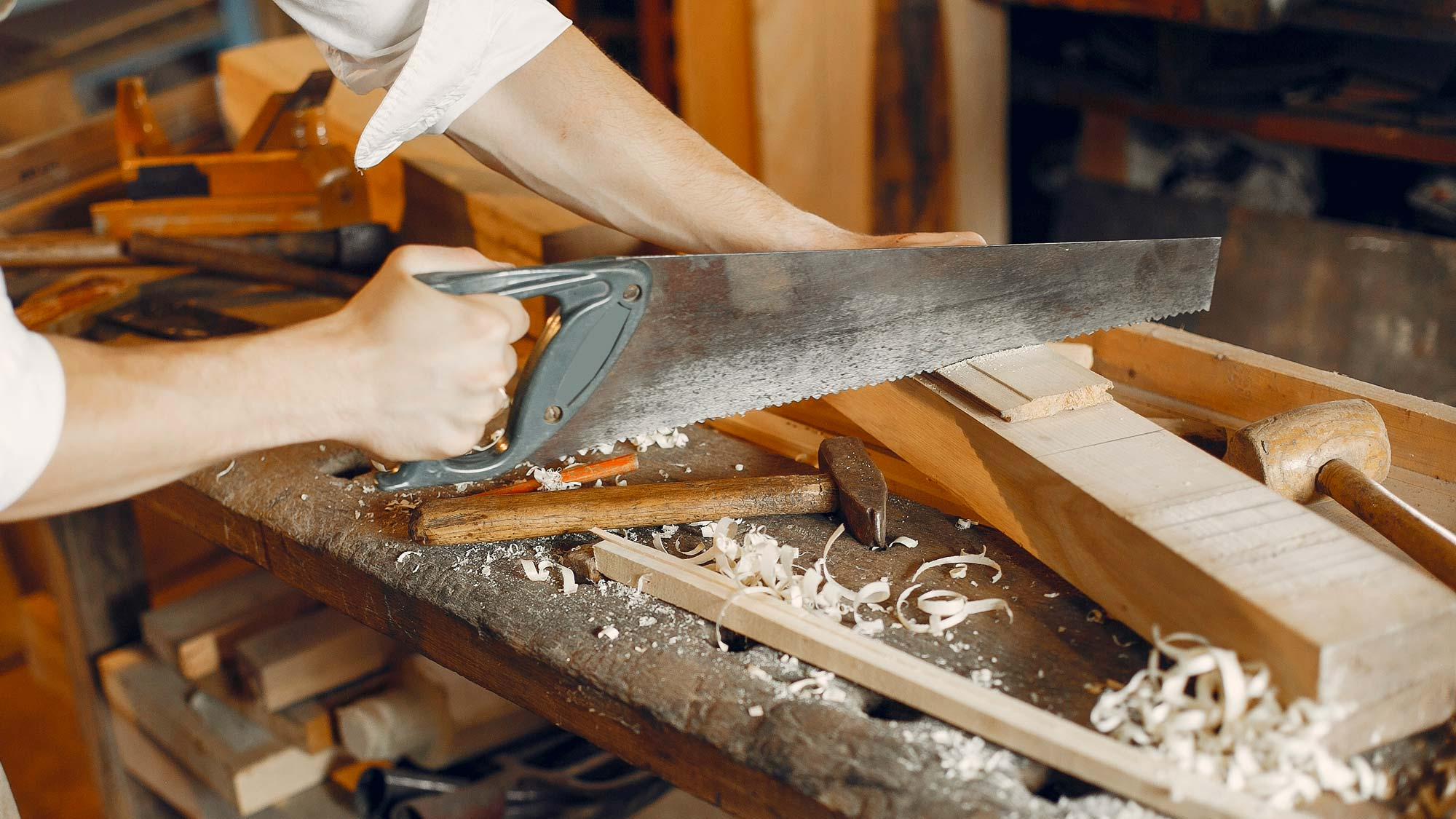 Sega a mano per legno | Tipologie e utilizzo