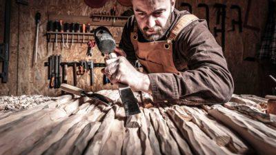 sgorbie e scalpelli per legno