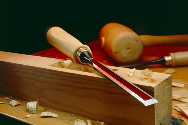 scalpello per legno