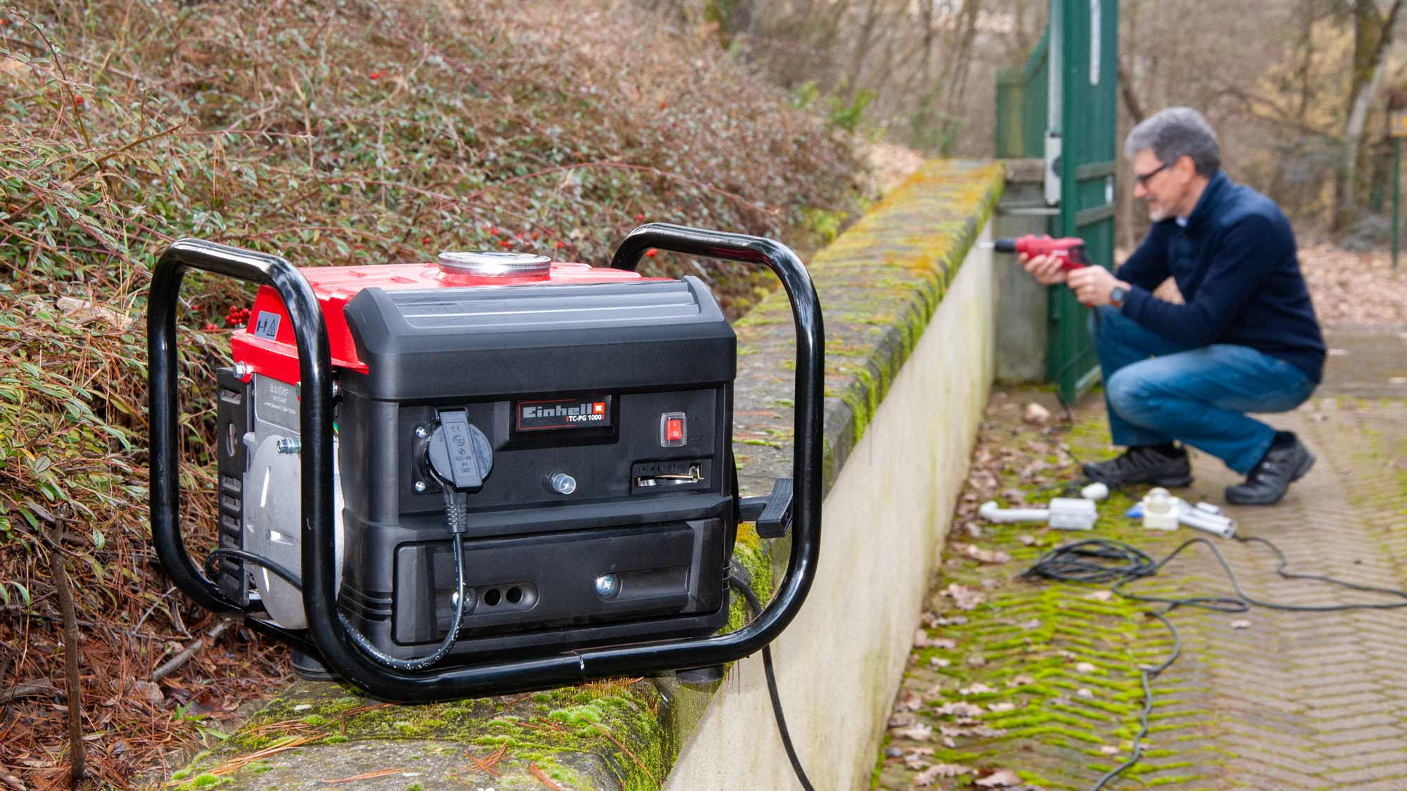 Generatore Einhell TC-PG 1000 | Mai più senza corrente elettrica