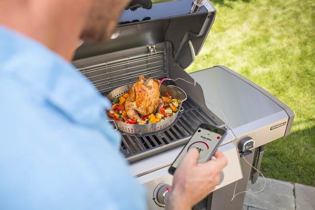 pollo al barbecue