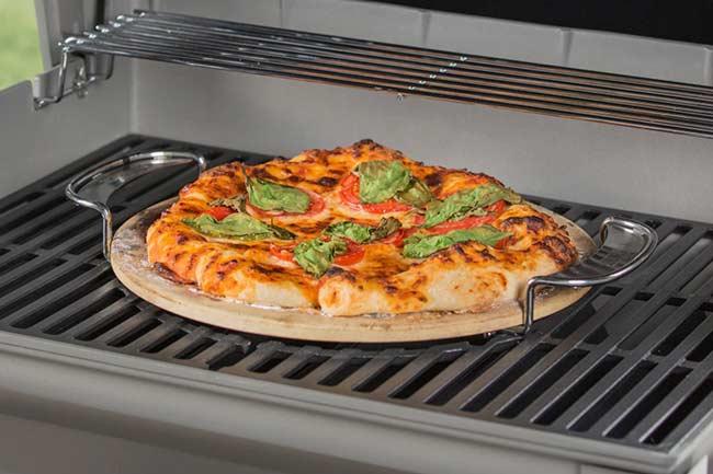 pizza al barbecue