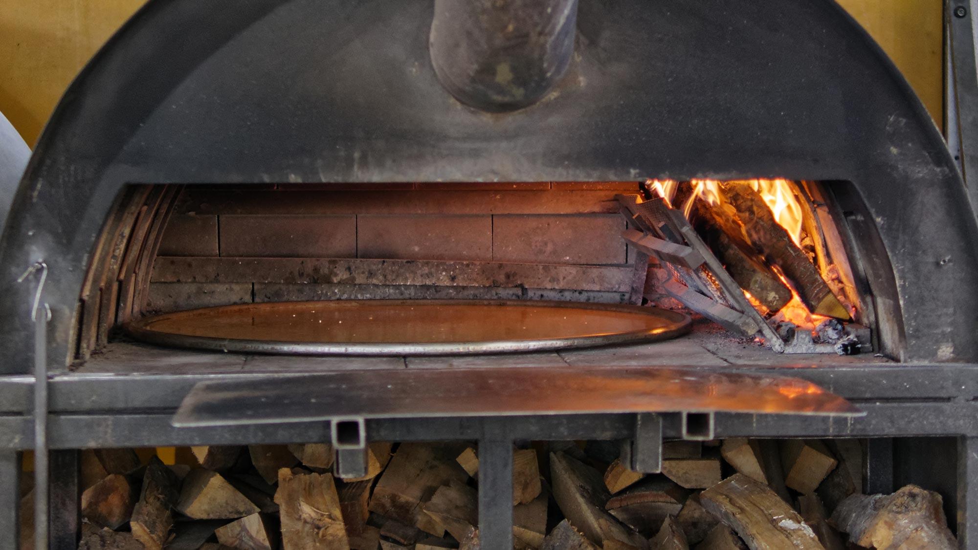 Teglia per farinata fai da te | Realizzazione passo-passo