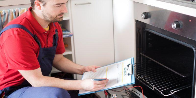 riparazione forno elettrico