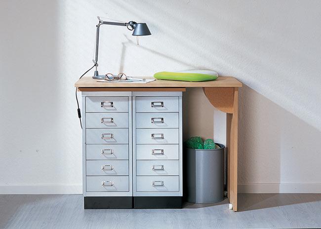 scrivania salvaspazio