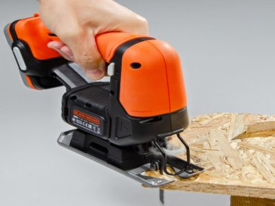 seghetto alternativo Black & Decker BDCJS12N