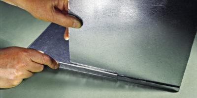 unire i metalli senza saldare