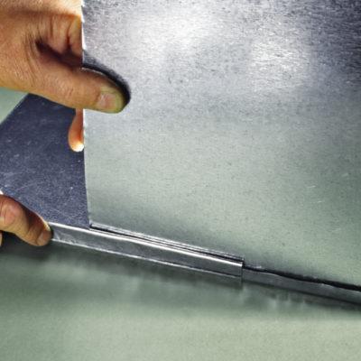 Unire i metalli senza saldare | Soluzioni fai da te