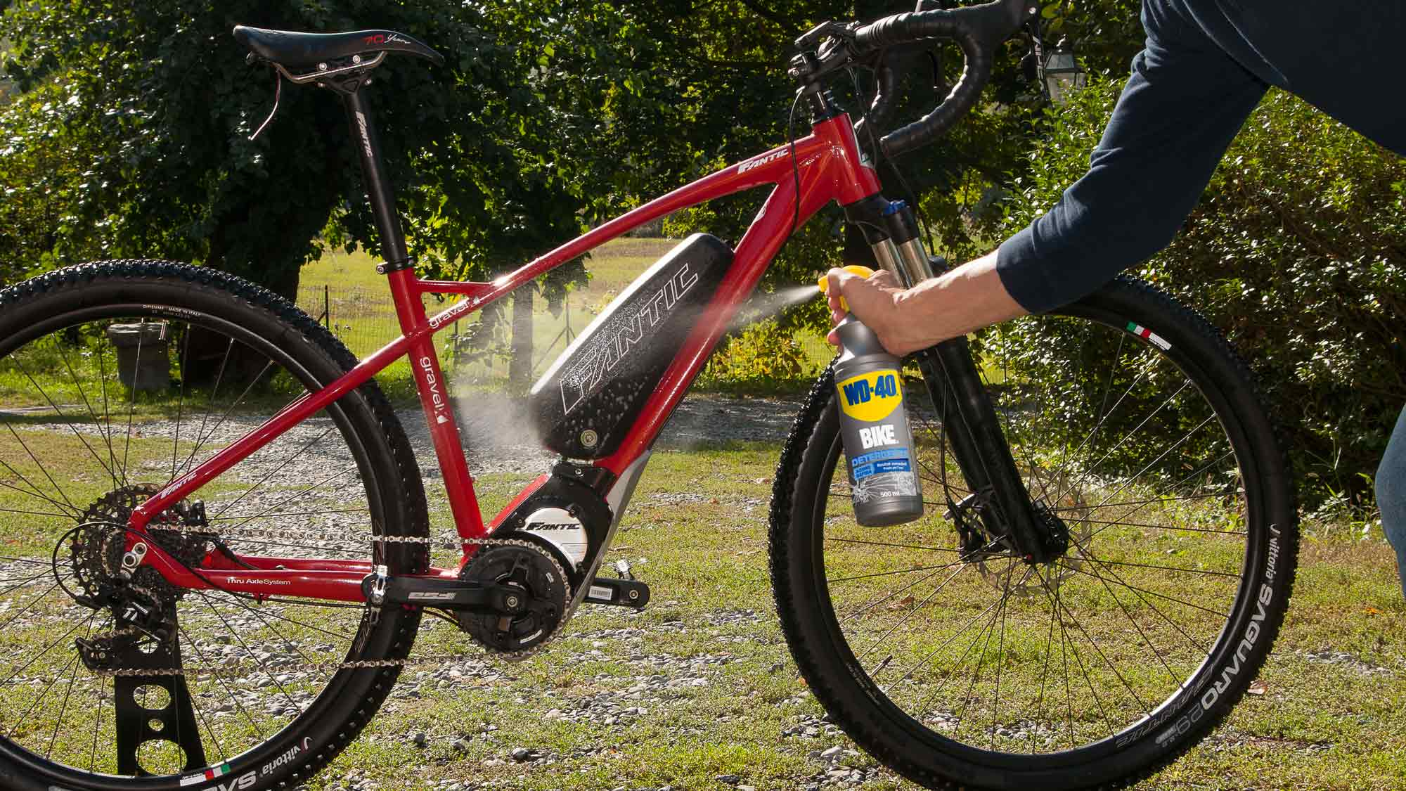 WD-40 Bike | Manutenzione della bicicletta