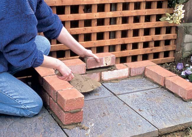 come costruire barbecue in muratura